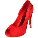 LightInTheBox Sparkling Glitter Stiletto Heel Peep Toe Heels Shoes(More Colors)