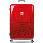 Suitsuit Cestovní kufr 62L TR-1210/3-60 Red Crocodile