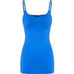 Tally Weijl Blue Thin Strap Camisole