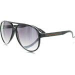 Sluneční brýle Wild Retro černá