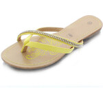 Dámské žluté pantofle Della EUR39