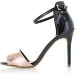 Bronzové sandály Letycia EUR38