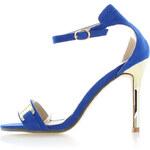 Modré sandály Ronda EUR39