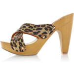Leopardí pantofle Maddie EUR40