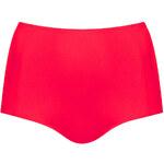 Topshop Pink High Waisted Basic Pants