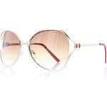 Červené sluneční brýle Ribbon