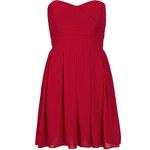 Topshop **Elida Chiffon Dress by TFNC
