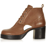 Topshop ANDROMEDA Lace Up Boots