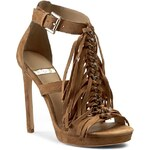 Sandály GUESS - BY MARCIANO Cassie FL2CSS SUE03 TAN