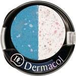 Dermacol DUO Mineral Moon Eye Shadow 3g Oční stíny W - Odstín 01