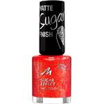Manhattan Sugar Effect Nail Polish 8ml Lak na nehty W - Odstín 2 Give Me Sparkle
