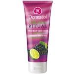 Dermacol Aroma Ritual Hand Cream Grape&Lime 100ml Péče o ruce W Hrozny s limetkou