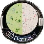 Dermacol DUO Mineral Moon Eye Shadow 3g Oční stíny W - Odstín 02