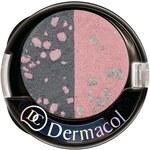 Dermacol DUO Mineral Moon Eye Shadow 3g Oční stíny W - Odstín 03