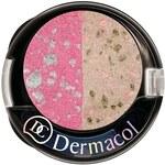 Dermacol DUO Mineral Moon Eye Shadow 3g Oční stíny W - Odstín 05