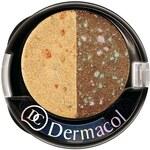 Dermacol DUO Mineral Moon Eye Shadow 3g Oční stíny W - Odstín 06