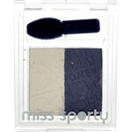 Miss Sporty Smoky Eyes Shadow 4g Oční stíny W - Odstín 408 Acid Smoky