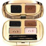 Dolce & Gabbana The Eyeshadow Quad 4,8g Oční stíny W - Odstín 150 Elegance