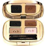 Dolce & Gabbana The Eyeshadow Quad 4,8g Oční stíny W - Odstín 100 Femme Fatale
