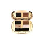 Dolce & Gabbana The Eyeshadow Quad 4,8g Oční stíny W - Odstín 105 Smoky
