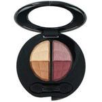 Astor Color Vision Eye Shadow Palette 6g Oční stíny W - Odstín 610 Smokey Purple