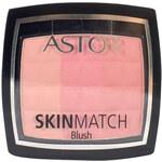 Astor Skin Match Blush 8,25g Make-up W - Odstín 002 Peachy Coral
