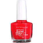 Maybelline Forever Strong Super Stay 7 Days Nail Color 10ml Lak na nehty W - Odstín 625 Forevermore Green