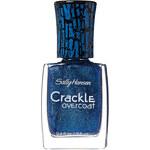 Sally Hansen Crackle Overcoat 11,8ml Lak na nehty W Vrchní lak s popraskaným efektem - Odstín 09 Wave Break