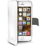 Pouzdro / kryt pro Apple iPhone 5 / 5S / SE - CELLY, Wally White
