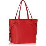 FASHION ONLY Dámská kabelka červená elegance