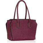 LS fashion LS dámská kabelka na rameno 307 fialová