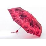 Luxusní skládací deštník FULTON - Růže