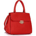 LS fashion LS dámská kabelka 275 červená
