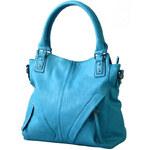 New berry Dámská kabelka modrá
