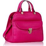LS fashion LS dámská kabelka 008B růžová
