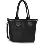 LS fashion LS dámská kabelka 344 černá