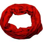 Piazza Italia Úžasná slabší šálka - chomout červený