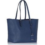LS fashion LS dámská prostorná kabelka 297 modrá