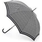 """FULTON dámský holový deštník - RIVA design """" Prince of Wales Stripe """""""