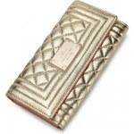 NUCELLE dámská peněženka Elegant zlatá