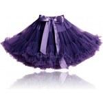 LE PETIT TOM Dolly sukně Petti Královna černé magie Velikost: LARGE(velikost 34-38 - délka sukně 38cm)