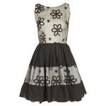Topshop **Embroidered Dress by Jones aand Jones