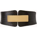 Forever 21 Sophisticated Bar Waist Belt
