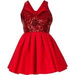 Topshop **Tan Dress by Jones and Jones