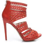 BELLE WOMEN Elegantní sandálky 50457OR / S2-27P