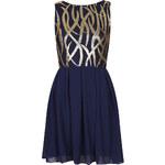 Topshop **Sarah Flame Dress by TFNC