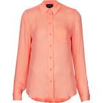 Topshop Bright Fluro Shirt