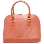 VICES Stylová růžová gumová kabelka UNI
