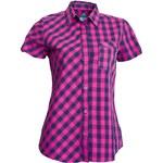 Woox Dámská košile Vivid Shirt Pink - dle obrázku - 42