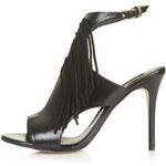 Topshop RADA Luxe Fringe Sandals